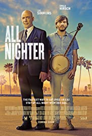 All Nighter (2017) cover
