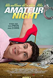 Amateur Night (2016) cover