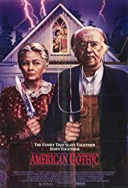 American Gothic (1987) cover