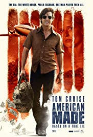 American Made (2017) cover