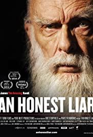 An Honest Liar (2014) cover