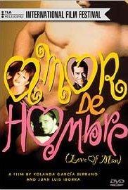 Amor de hombre 1997 poster