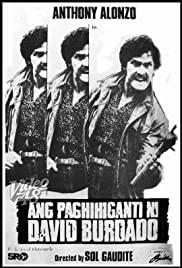 Ang Paghihiganti ni David Burdado 1983 poster