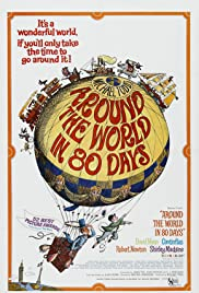 Around the World in 80 Days (1956) cover