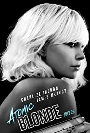 Atomic Blonde (2017) cover