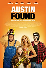 Austin Found (2017) cover
