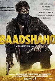 Baadshaho (2017) cover