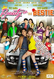 Beauty and the Bestie (2015) cover