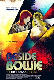 Beside Bowie: The Mick Ronson Story 2017 poster