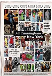 Bill Cunningham New York (2010) cover