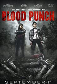 Blood Punch 2014 poster