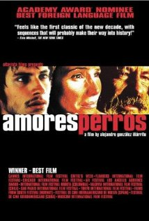 Amores perros (2000) cover