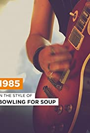 Bowling for Soup: 1985 2004 poster