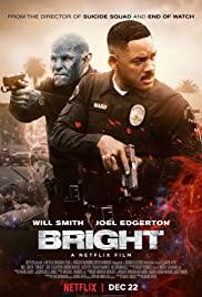 Bright (2017) cover