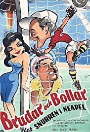 Brudar och bollar (1954) cover