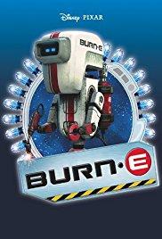 Burn-E (2008) cover