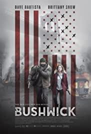 Bushwick (2017) cover