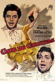 Café de Chinitas 1960 poster
