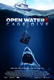 Cage Dive 2017 poster