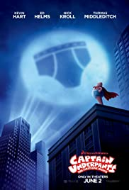 Captain Underpants: The First Epic Movie (2017) cover