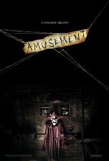 Amusement (2008) cover