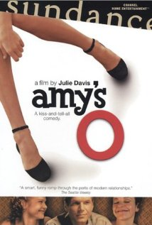 Amy's Orgasm 2001 poster
