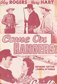 Come on, Rangers! 1938 poster