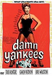Damn Yankees (1958) cover