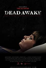 Dead Awake (2016) cover