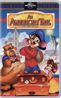 An American Tail (1986) cover