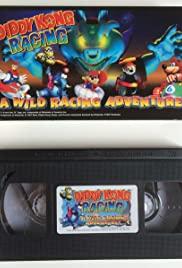 Diddy Kong Racing: A Wild Racing Adventure 1997 poster