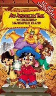 An American Tail: The Treasure of Manhattan Island (1998) cover
