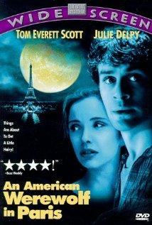 An American Werewolf in Paris (1997) cover