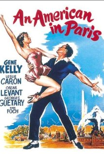 An American in Paris (1951) cover