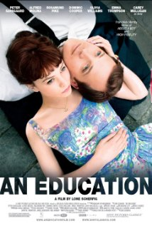 An Education (2009) cover