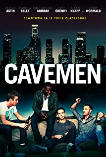 Cavemen (2013) cover