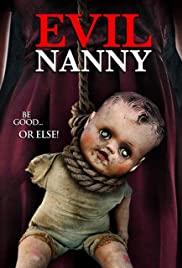 Evil Nanny (2016) cover