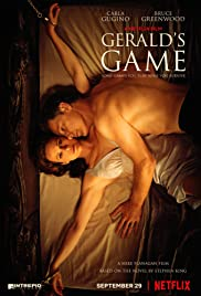 Gerald's Game (2017) cover
