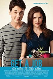 Get a Job (2016) cover