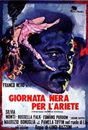 Giornata nera per l'ariete 1971 poster