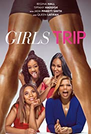 Girls Trip (2017) cover
