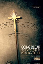 Going Clear: Scientology & the Prison of Belief (2015) cover