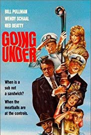 Going Under 1990 poster