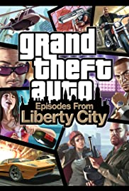 Grand Theft Auto: Episodes from Liberty City (2009) cover