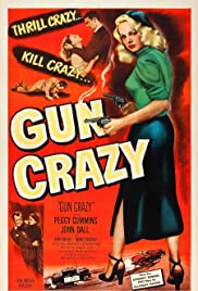 Gun Crazy (1950) cover
