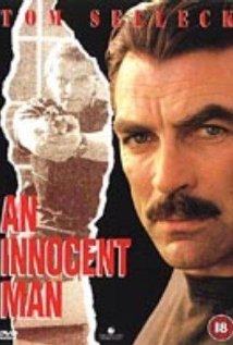 An Innocent Man 1989 poster