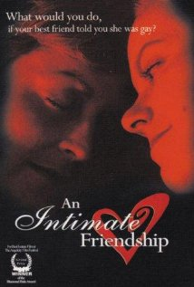 An Intimate Friendship 2000 poster
