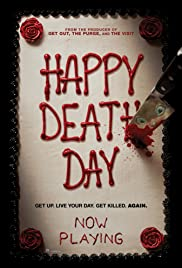 Happy Death Day (2017) cover