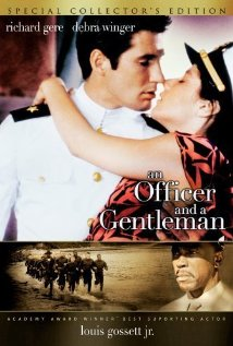 An Officer and a Gentleman (1982) cover