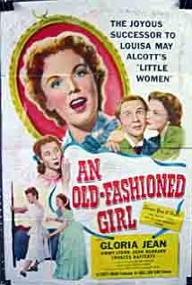 An Old-Fashioned Girl (1949) cover